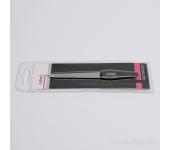 Пилка для натуральных ногтей (металл. с алмазным напылением, 11,9 см, 180), RU-0605