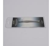 Пинцет для бровей (тонкие рабочие края, 8,4 см) RU-0616