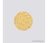 Дизайн для ногтей:  блёстки (золотой)