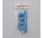 Разделители для пальцев ног (синие, 10 мм)