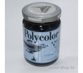 Акриловая краска Polycolor, 140 мл, черный
