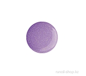 Цветной биогель (c блестками, Сияющий виноград, Shiny Grape), 7,5 г