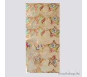 Фольга для ногтей цветная №1154