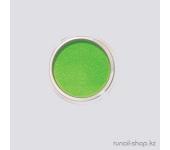 Пыль для наращивания ногтей (светло-зеленый)