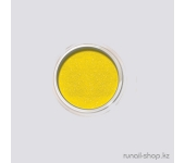 Пыль для дизайна ногтей (желтый)