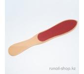 Пилка для педикюра (деревянная)