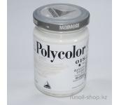 Акриловая краска Polycolor, 140 мл, белила титановые