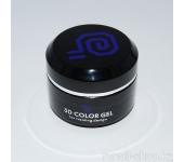 3D гель (Фиолетовый, Violet), 5 г