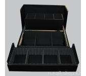 Саквояж (черный) 34,5x25x26,5 см