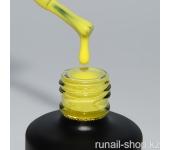 Перманентный лак ONE (натуральный,  Желтая слива, Yellow Plum), 11 мл