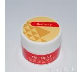 Гель-краска (классическая, Барбарис, Barberry), 7,5 г, банка