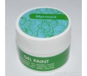 Гель-краска (классическая, Mermaid), 7,5 г, банка