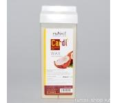 """Воск для депиляции Cardi (аромат: """"Сочный кокос""""), 100 мл"""