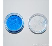 Дизайн для ногтей: мармелад (цвет: синий)