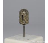 Фреза алмазная для педикюра, диам.: 10X16 мм, крупная зернистость