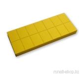 Баф мини (универсальный, желтый, 100/180), 14 шт