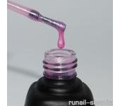 Гель-лак Laque (с блестками, Розовая нимфа, Pink Nymph), 12 мл