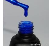Гель-лак Laque (перламутровый, Персидский синий, Persian Blue), 12 мл