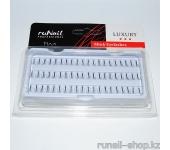 Пучки для наращивания ресниц без узелков Luxury, норка Ø 0,15 мм, №14