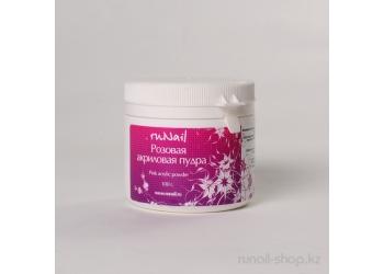 Акриловая пудра (розовая), 100 г