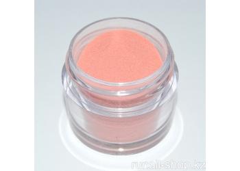 Цветная акриловая пудра (красная, Pure Red), 7,5 г