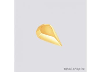 Пластиковые капельки для ногтей (ярко-желтый)