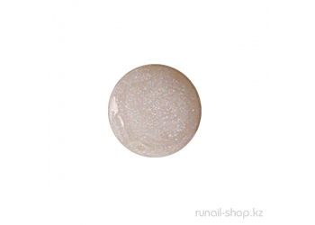 Цветной УФ-гель (с блестками, Жемчужный песок, Pearl Sand), 7,5 г
