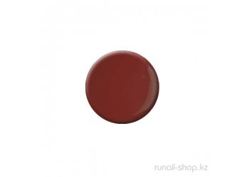 Цветной гель для ногтей (витражный, Сицилийский шоколад, Sicily Marron), 7,5 г