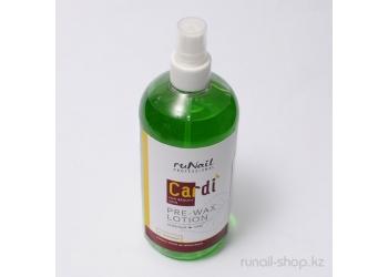 Лосьон-спрей до депиляции Cardi (Зеленый чай), 500 мл