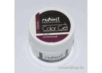 Цветной УФ-гель (Какао, Cacao), 7,5 г