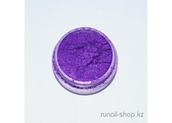Пыль для ногтей (сиреневый, матовый)