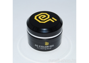 3D гель (Желтый, Yellow), 5 г
