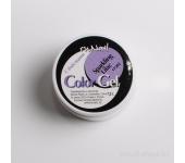 Цветной УФ-гель (с блёстками, Сиреневый, Sparkling Lilac), 7,5 г