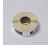Одноразовые формы (узкие, серебряные), 500 шт