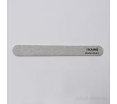 Пилка для искусственных ногтей (cерая, закруглённая, 150/150)