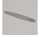 Пилка для искусственных ногтей (серая, ромб, 150/150)