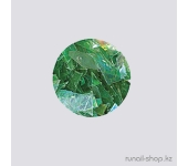 Дизайн для ногтей:  слюда для ногтей (светло-зеленый)