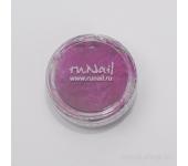 Перья для дизайна ногтей (ярко-розовый)