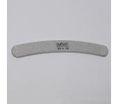 Пилка для искусственных ногтей (серая, бумеранг, 120/150)