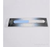 Полировщик для натуральных ногтей (синий, тонкий, 320|500|1500)