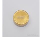 Дизайн для ногтей: пигмент для ногтей (золотой)