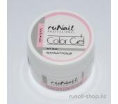 Цветной УФ-гель (Розовый перламутр, Pink Pearl), 7,5 г