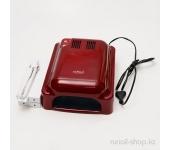 УФ-Лампа 36ВТ RU 912 (красная; таймер 60,120,180 с,бесконечность)