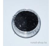Стружка для ногтей (черный)