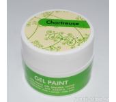 Гель-краска (классическая, Chartreuse), 7,5 г, банка