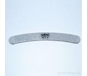 Профессиональная пилка для искусственных ногтей (серая, бумеранг, 80/80)