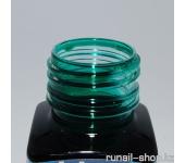Витражные краски для ногтей Idea Vetro - №301 морская волна,10мл
