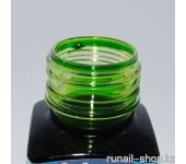 Витражные краски для ногтей Idea Vetro - №311 зеленый светлый,10мл