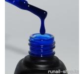 Гель-лак Laque (натуральный, Синий бархат, Navy Blue Velvet), 12 мл