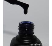 Гель-лак Laque (натуральный, Синяя ночь, Dark Blue Night), 12 мл